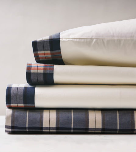 Scout Luxury Fine Linen Sheet Set