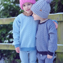 Comfy Collection - Cable Knit (choice of colours)
