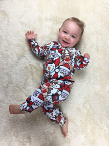 Sleepsuit - Choose your own fabric