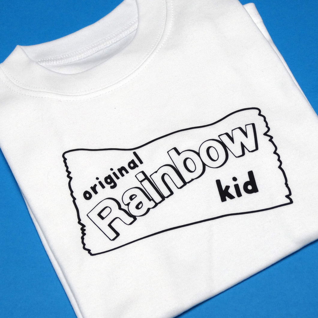 Rainbow Kid Children's Tshirt