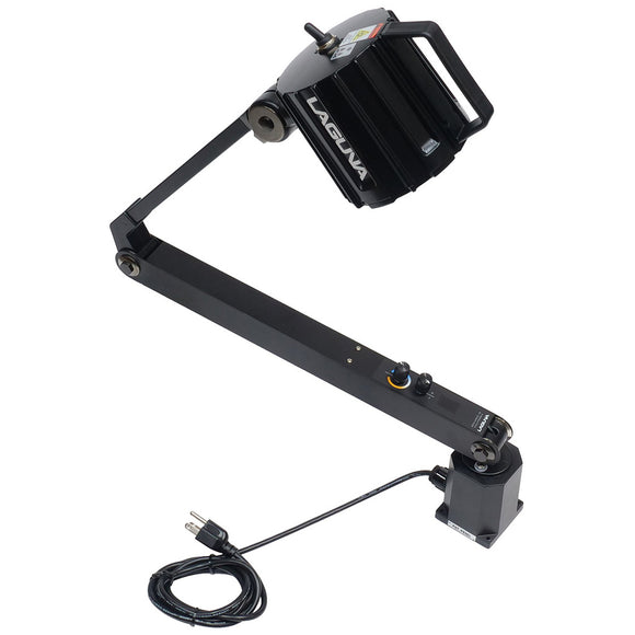 Led Double Arm Adjustable Brightness & Color, Alloy Head 110V Light