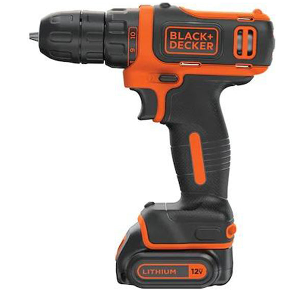 12-Volt Max 3/8-in Variable Speed Cordless Drill (Includes 1 Battery and Charger)