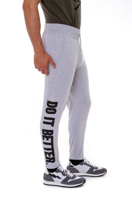 DO IT BETTER SWEATPANTS