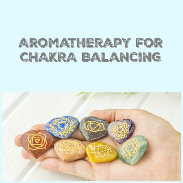 Aromatherapy for Chakra Balance, Workshop