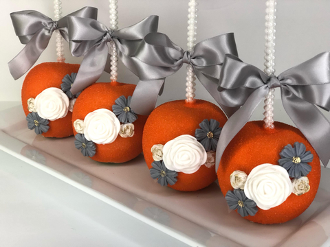 Learn to how to create gorgeous gourmet apples at The Ultimate Sugar Show in Atlanta, GA  on Nov 8, 2019  from 3 - 5 PM.