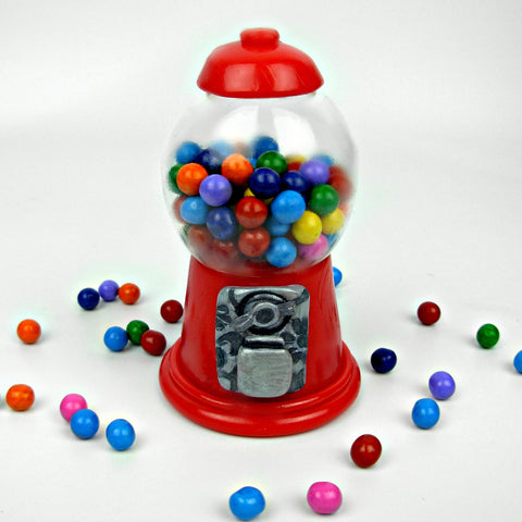 Learn to make this edible, mini gumball machine using isomalt at The Ultimate Sugar Show in Atlanta, GA on Nov 9, 2019 from 3 - 7 PM.