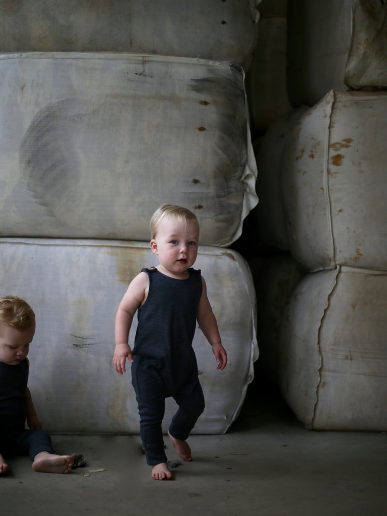 Superfine merino wool good for kids with eczema