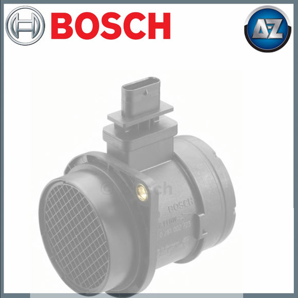 GENUINE BOSCH AIR MASS SENSOR 0281002723