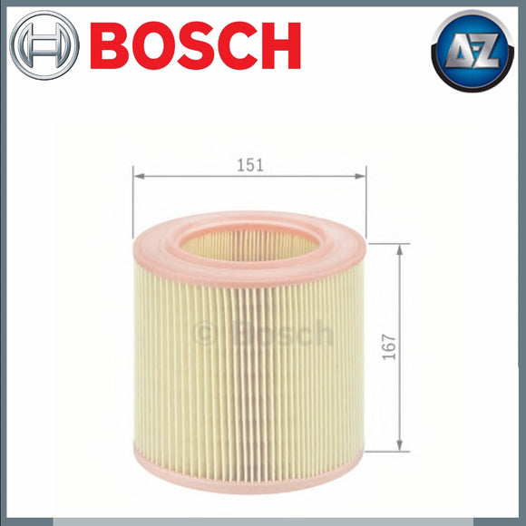 GENUINE BOSCH CAR AIR FILTER S0027 F026400027