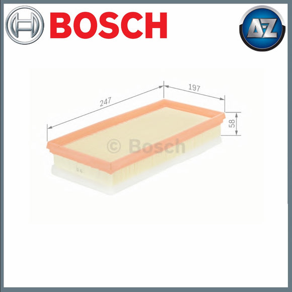 GENUINE BOSCH CAR AIR FILTER S0052 F026400052