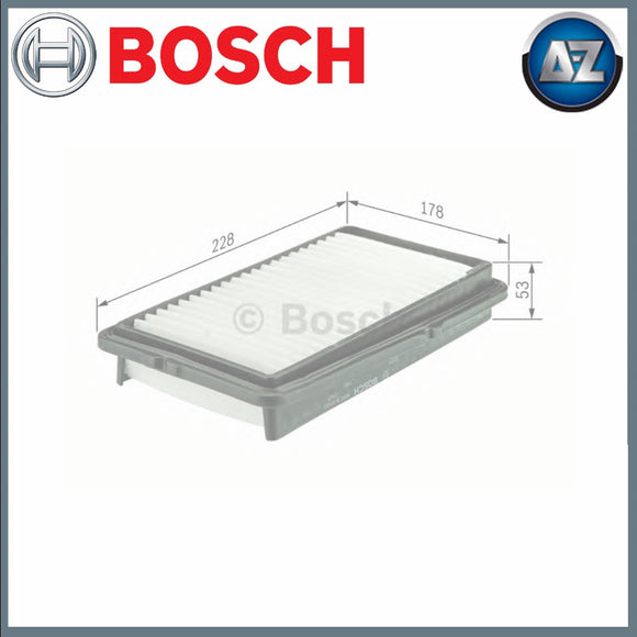 GENUINE BOSCH CAR AIR FILTER S0125 F026400125