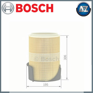 GENUINE BOSCH CAR AIR FILTER S0131 F026400131