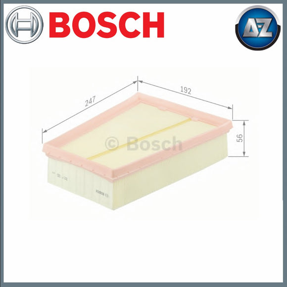 GENUINE BOSCH CAR AIR FILTER S0138 F026400138