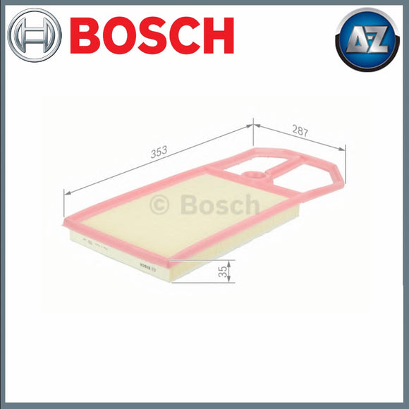 GENUINE BOSCH CAR AIR FILTER S0148 F026400148
