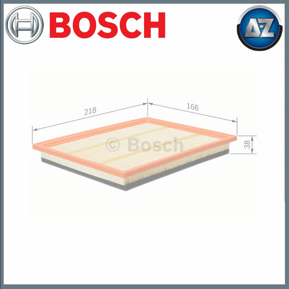 GENUINE BOSCH CAR AIR FILTER S0177 F026400177
