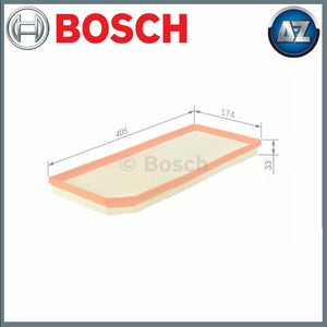 GENUINE BOSCH CAR AIR FILTER S0178 F026400178