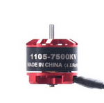 Gemfan BRUSHLESS 1105-7500KV Motors