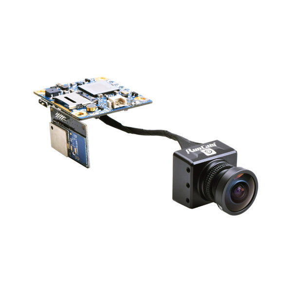RunCam Split With Upgrade Lens and WIFI Module BLACK