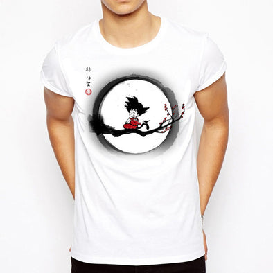 Dragon Ball T Shirt Kid Goku - SaiyanBall