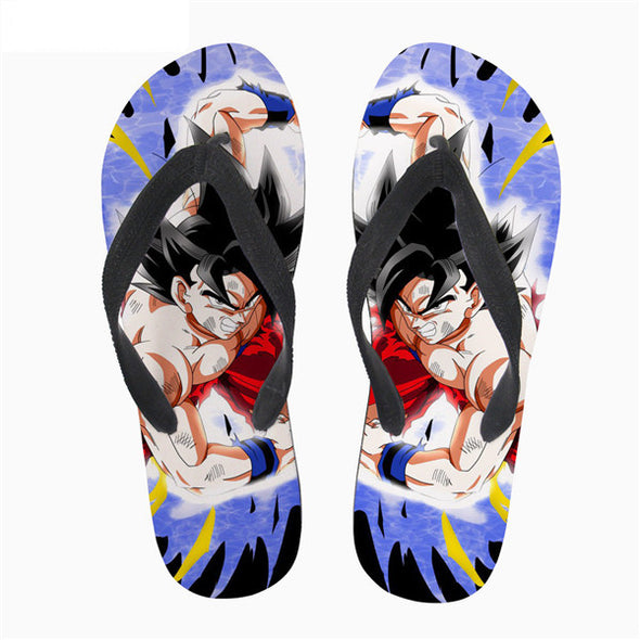 DragonBall Summer Slippers STUFF - SaiyanBall