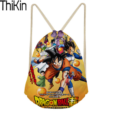 New Form Dragon Ball Back Bags Stuff - SaiyanBall