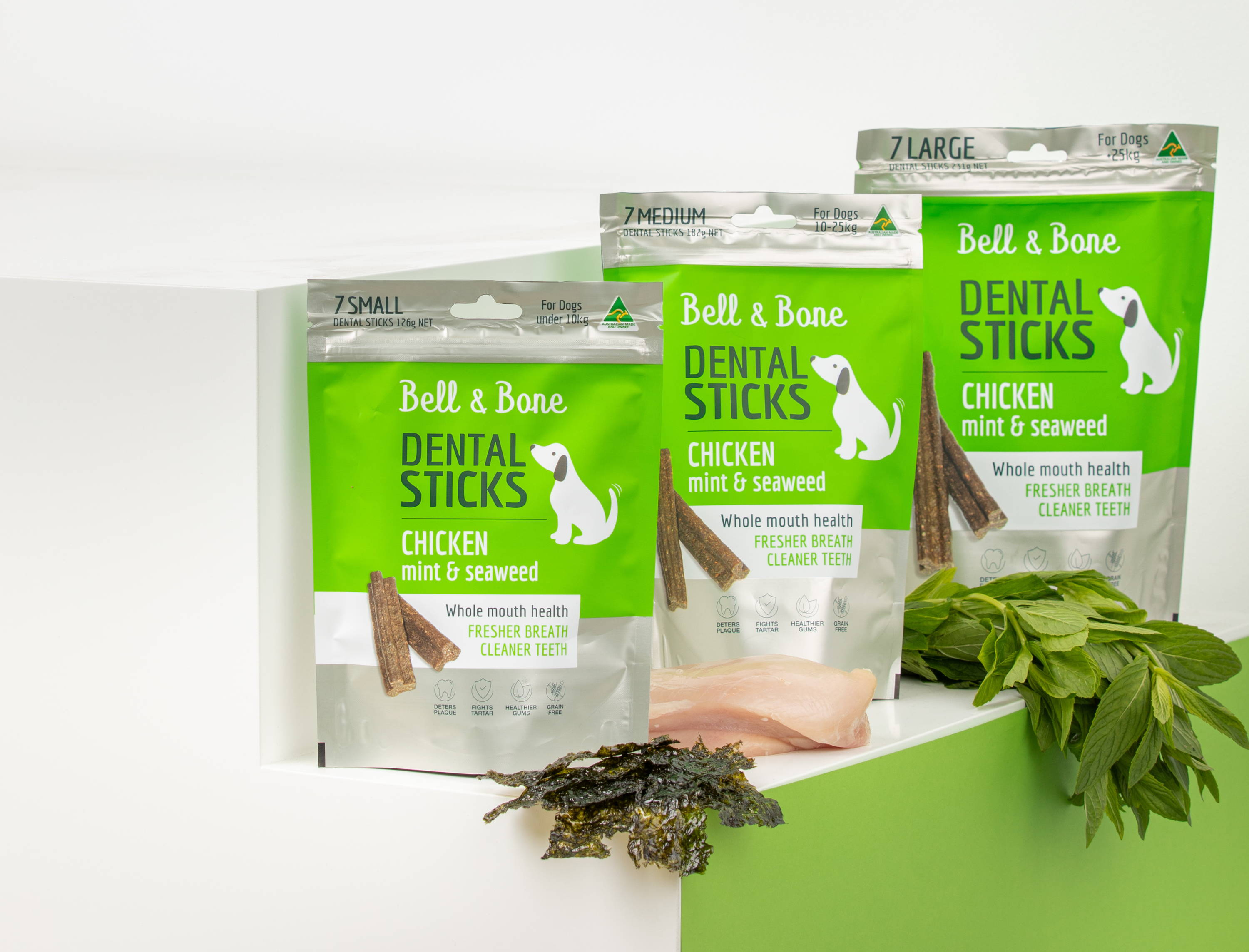 HEALTH BENEFITS OF SEAWEED FOR DOGS