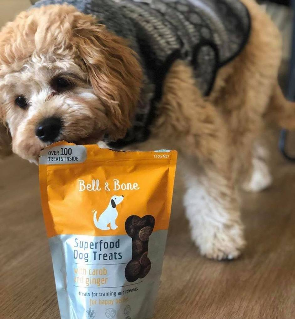 WHY SUPERFOOD DOG TREATS ARE THE BEST PUPPY TRAINING TREATS!