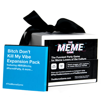 The Meme Game Core + BDKMV Expansion Pack