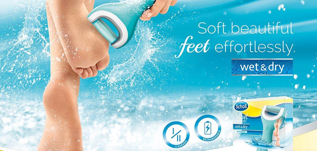 Wet & Dry Electronic Foot File: Tips & Tricks
