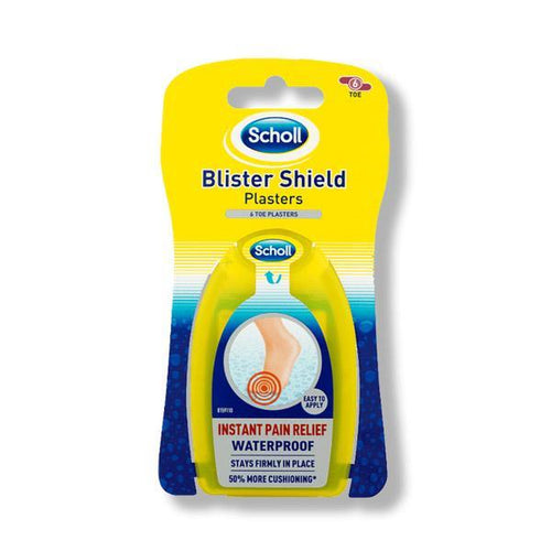 Aid Blister Shield Plasters Toe