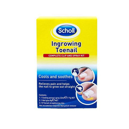 Aid Complete Ingrowing Toenail Kit - Clip & Spray