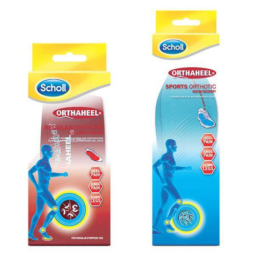Bundles Orthaheel Sports & Regular Orthotics Pack: Small