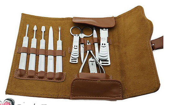 Mens Fingenail Manicure Kit