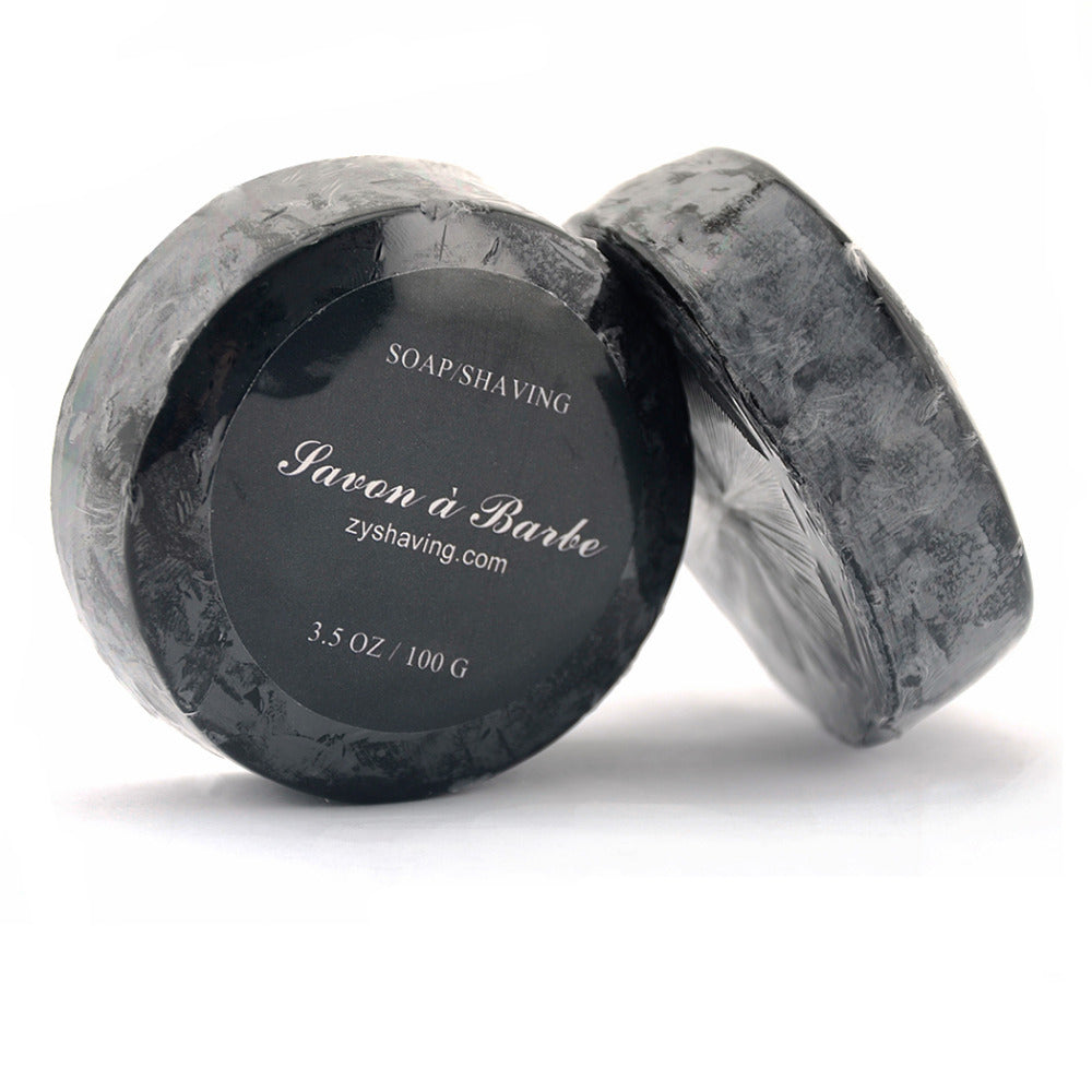 Black Shaving Soap