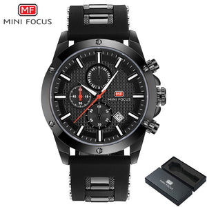 Mini Focus Luxury Chronograph Watch
