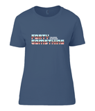 "Ladies T-Shirt ""Forty Something - Autobot"""