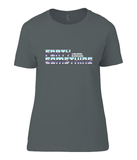 "Anvil Ladies Basic T-Shirt ""Forty Something - Decepticon"""