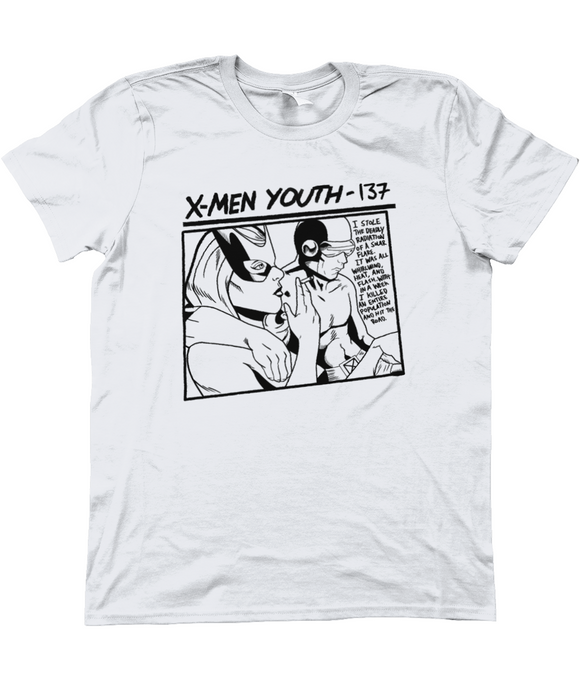 Basic T-Shirt X-Men Youth White
