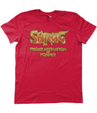 "T-Shirt ""Shrug - Procrastination of Power"""