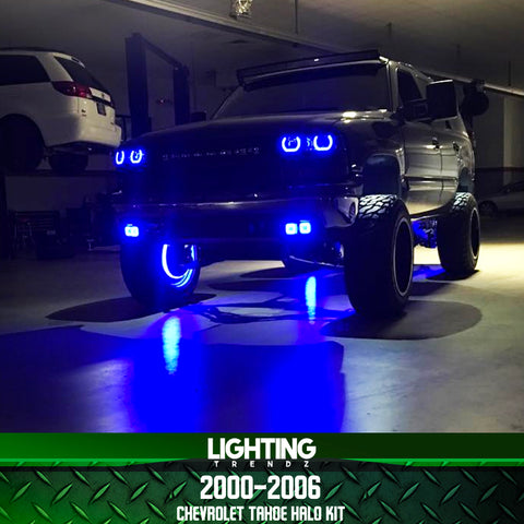 2000-2006 Chevrolet Tahoe Halo Kit