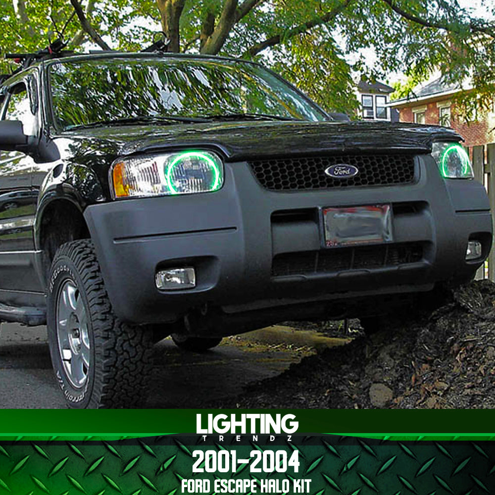 2001-2004 Ford Escape Halo Kit