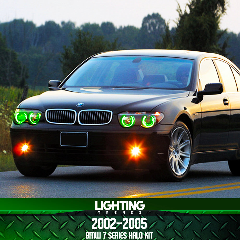 2002-2005 BMW 7 Series Halo Kit