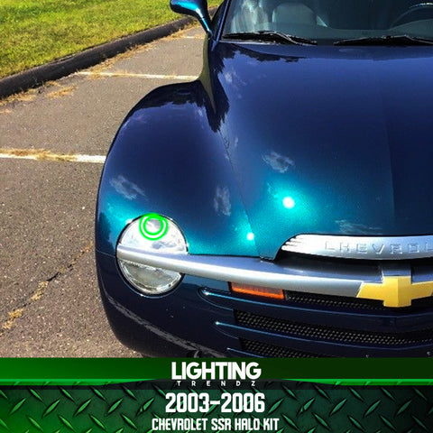 2003-2006 Chevrolet SSR Halo Kit