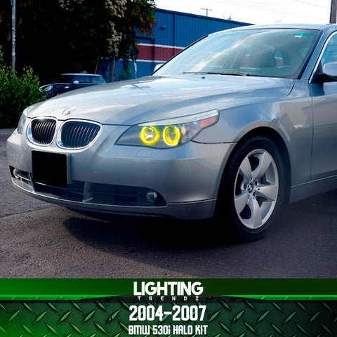 2004-2007 BMW 530i Halo Kit