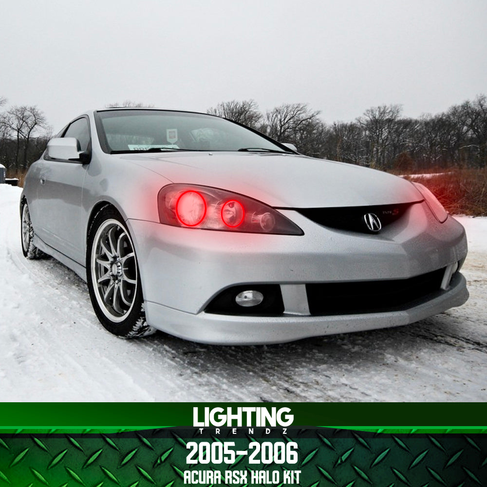 2005-2006 Acura RSX Halo Kit