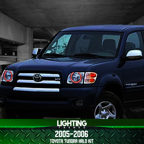 2005-2006 Toyota Tundra Halo Kit