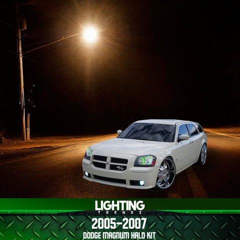 2005-2007 Dodge Magnum Halo Kit