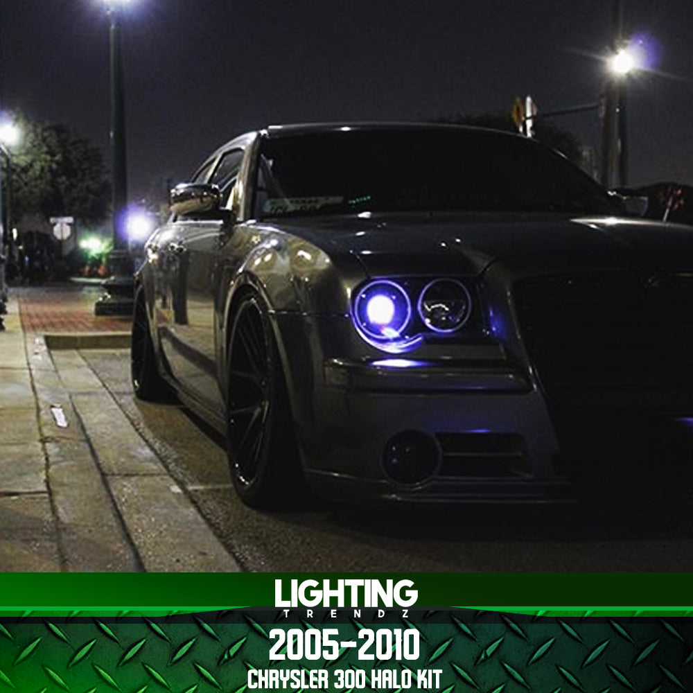 2005-2010 Chrysler 300 Halo Kit