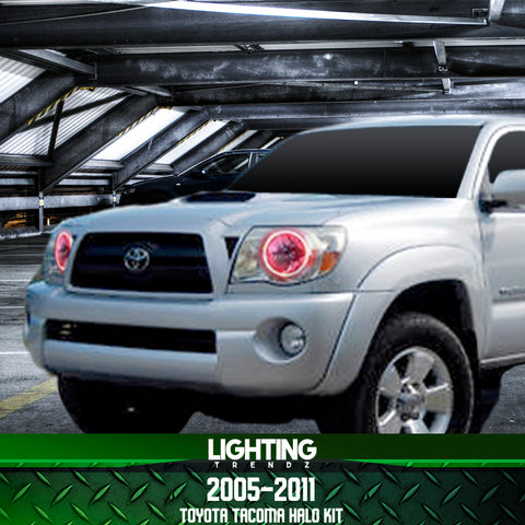 2005-2011 Toyota Tacoma Halo Kit