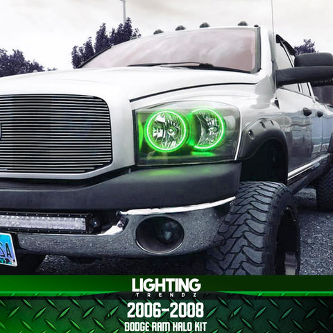 2006-2008 Dodge Ram Halo Kit